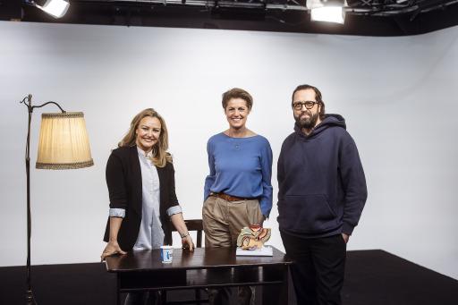 Loose Tie - 'Fake News Prostatakrebs': Verena Scheitz, Martina Löwe & Gerald Fleischhacker