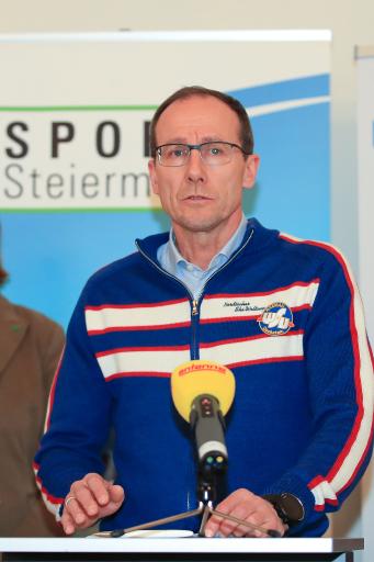 Ex-Weltklasse Langläufer Alois Stadlober