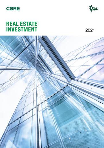 Folder Real Estate Investment 2021