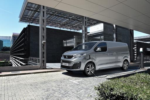 Peugeot E-Expert Elektronutzfahrzeug