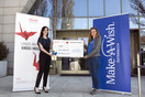 Takeda spendet für Make-A-Wish Foundation Österreich