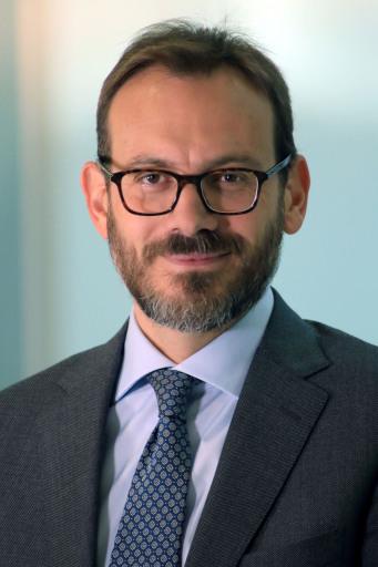 Portraitfoto Daniele Gamba, Geschäftsführung TAG