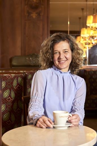 Irmgard Querferld / Geschäftsführerin Café Museum
