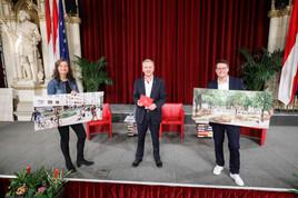 Sima/Czernohorszky/Taucher: 100 Millionen Förderprogramm im Kampf gegen die Klimakrise