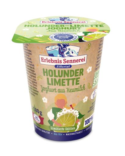 """Sommeredition """"Holunder-Limette"""""""