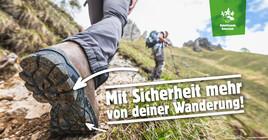 """""""Sicher am Berg"""" – Eine Initiative der Naturfreunde Österreich"""