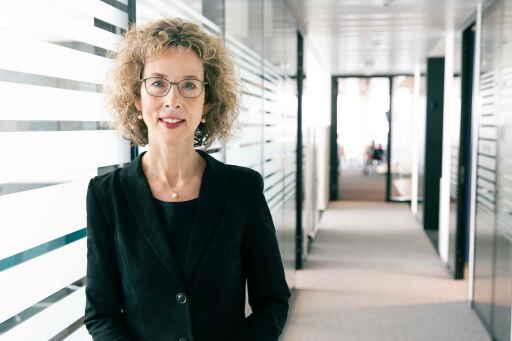 Ina Herzer, Geschäftsführerin MSD Österreich
