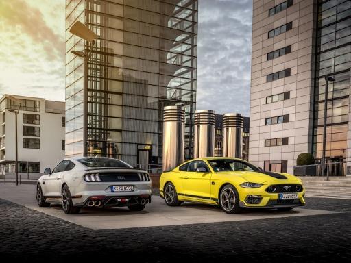 Ford Mustang Mach 1 / Weiterer Text über ots und www.presseportal.de/nr/143363 / Die Verwendung dieses Bildes ist für redaktionelle Zwecke unter Beachtung ggf. genannter Nutzungsbedingungen honorarfrei. Veröffentlichung bitte mit Bildrechte-Hinweis.