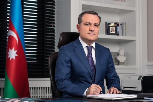 Jeyhun Bayramov, Außenminister der Republik Aserbaidschan