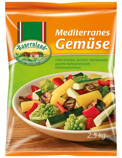 Produktbild Bauernland Mediterranes Gemüse