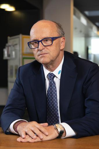 Hans Georg Hagleitner ist Unternehmensinhaber und Geschäftsführer des gleichnamigen Desinfektionsmittelherstellers aus Österreich