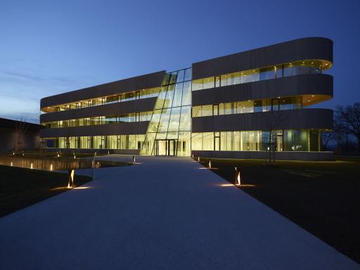 "Siegerprojekt Hochbau: Bürogebäude KTM ""House of Brands"", Oberösterreich"
