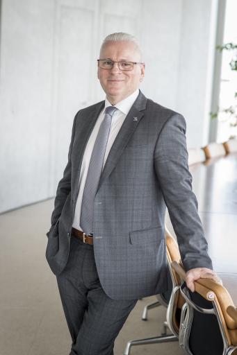 UNIQA: Alfred Vlcek neuer Landesdirektor Wien