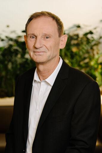 AOP Orphan CEO Andreas Steiner