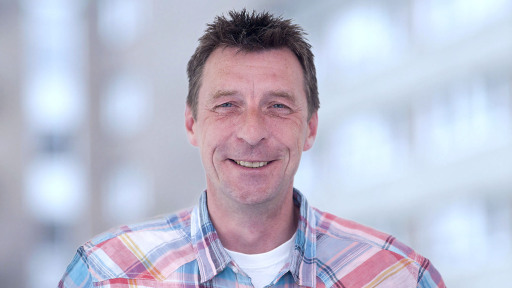Uwe Riedesel ist Hygienefachkraft im Brüderkrankenhaus St. Josef in Paderborn sowie im St.-Marien-Hospital in Marsberg