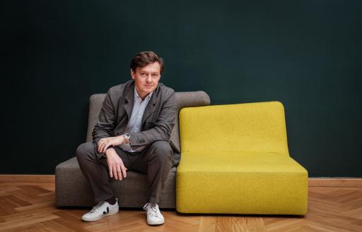 Markus Höfinger Managing Director von Accenture Interactive Österreich
