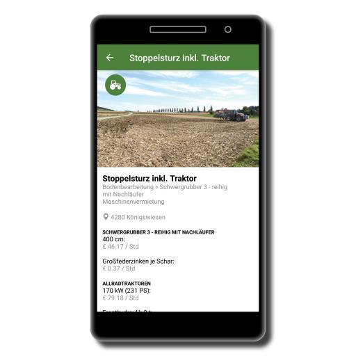 In Maschinenring Teamwork finden sich tausende Angebote: landwirtschaftliche Maschinen, Maschinendienstleistungen sowie Dienstleistungen.