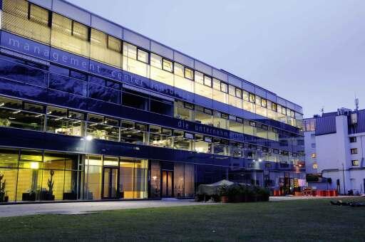 Neues Zentrum an der Unternehmerischen Hochschule® in Innsbruck für wirtschaftlichen, politischen und kulturellen Austausch zwischen Europa & China.