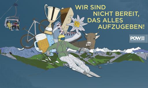 Protect Our Winters Austria und die heimische Wirtschaft fordern ein ambitioniertes Klimaschutzgesetz
