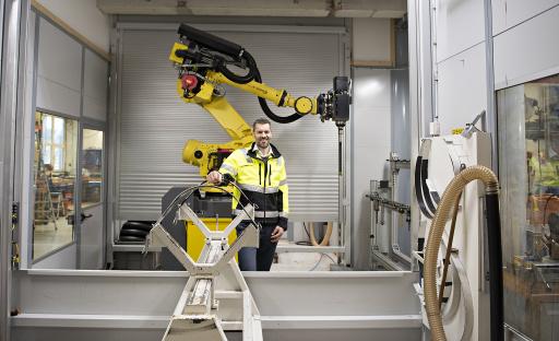 Laufende Investitionen in Digitalisierung und Automatisierung in den nordischen Pipelife-Werken, insbesondere im norwegischen Werk Surnadal