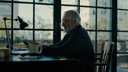 Screenshot aus dem Kurzfilm: Robert De Niro in New York (USA)