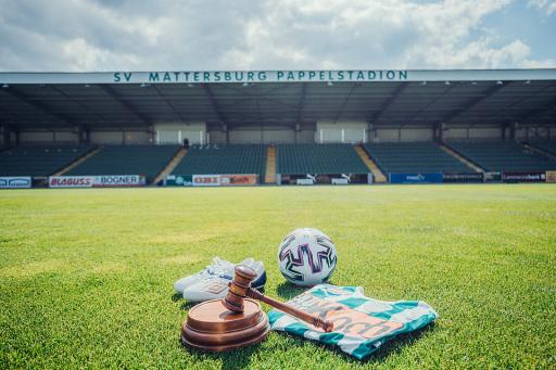 SV Mattersburg unter dem Hammer