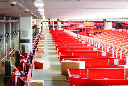 DPD investiert rund elf Millionen Euro in den Depotausbau