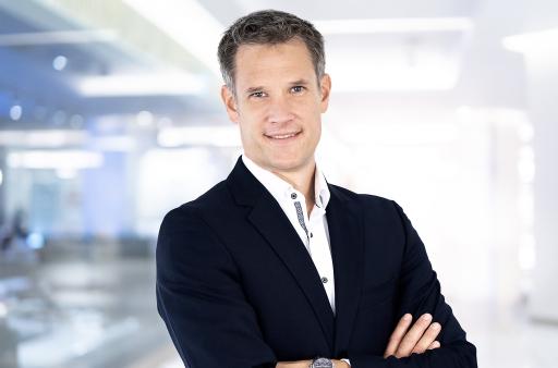 Daniel Koller, neuer Chief Operating Officer der Blue Code International AG