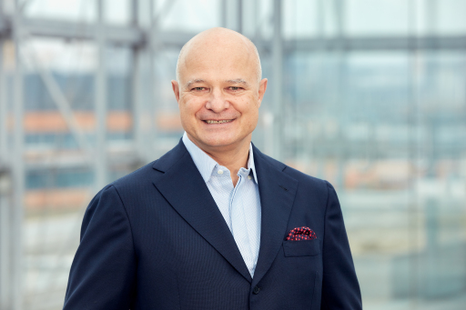 Walter Lukner, Geschäftsführer von PAYBACK Österreich