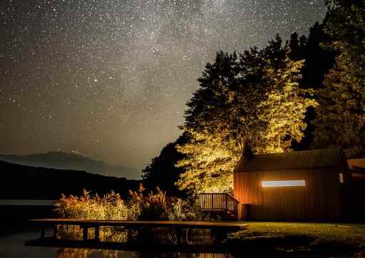 """Im """"Biwak unter den Sternen"""" wird Zeit zu zweit unvergesslich"""