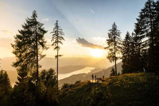 """Paradiesisches Sonnenspiel: Der """"Via Paradiso"""" führt zu den schönsten Aussichtspunkten"""