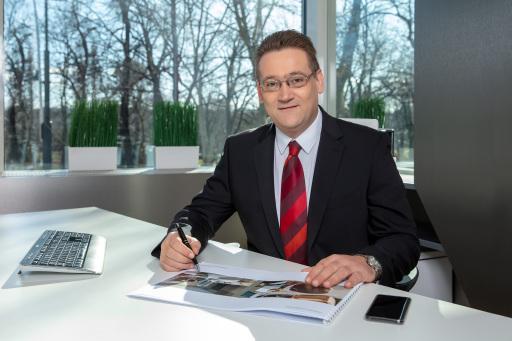 Helmut Dietler, Vorstand der ViennaEstate Immobilien AG