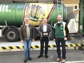 Market Quality Award zeichnet Gösser erneut als DIE österreichische Biermarke aus