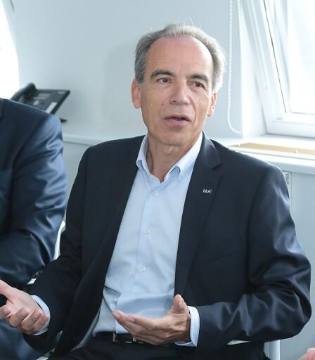 Günter Thumser, GF Österr. Verband der Markenartikelindustrie