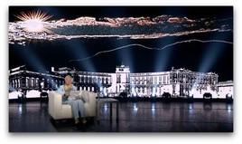 Virtuelles Fest der Freude mit tausenden Zuschauern aus der ganzen Welt