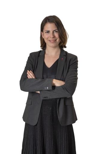 Anna Geher, BSc CIS ImmoZert MRICS (31) leitet seit kurzem die Abteilung für Immobilienbewertung bei OTTO Immobilien mit fünf Mitarbeiterinnen.