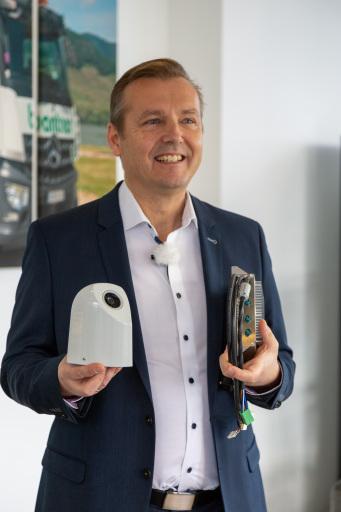 Wolfgang Domann, GF EYYES GmbH