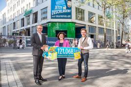 Benefizauktion Leiner-Geländer: Über 100.000 Euro zugunsten des Wiener Hilfswerks