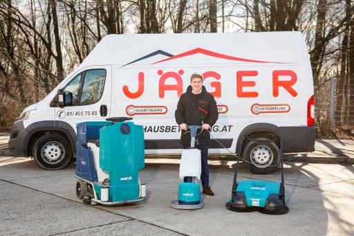 Im Rahmen der hochqualitativen Rundum-Hausbetreuung haben für Thomas Jäger und sein Team die Bedürfnisse des Kunden stets oberste Priorität.