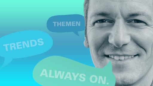 """Neue Podcast-Folge """"Always On"""" – APA-IT-Chef Clemens Prerovsky im Gespräch mit Peter Trawnicek (VMware) über Fallen und Chancen für Unternehmen in der Pandemie"""