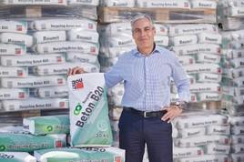 Verkaufsstart für Baumit GO2morrow Recycling Beton