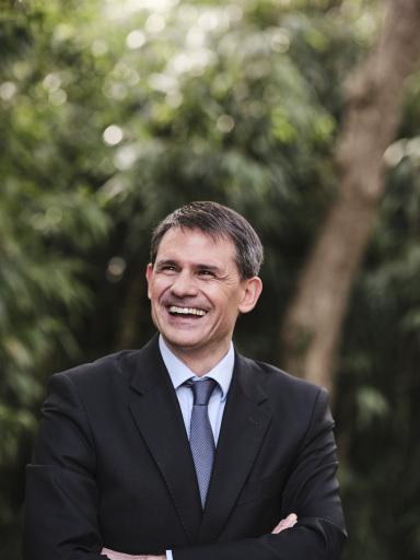 Patric Thate, CFO der UBM Development AG