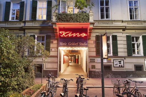 Das Geidorf Kunstkino in Graz sperrt am 19. Mai wieder auf.