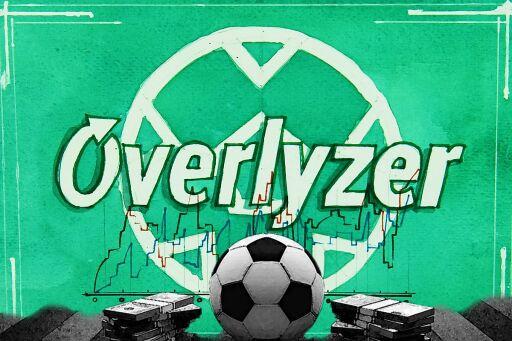 """Das Logo des Projekts """"Overlyzer"""", gezeichnet vom Art Director von abseits.at, Michael M. Magpantay."""