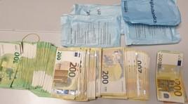 Flughafen-Zoll: Reisender mit 97.510 Euro in bar kontrolliert – Steuerschuld damit beglichen