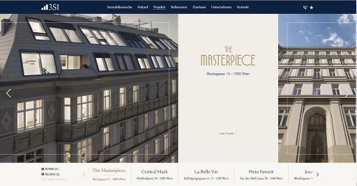 Der Webauftritt des Wiener Immobilienentwicklers wurde neu kreiert – das Ergebnis kann sich sehen lassen.