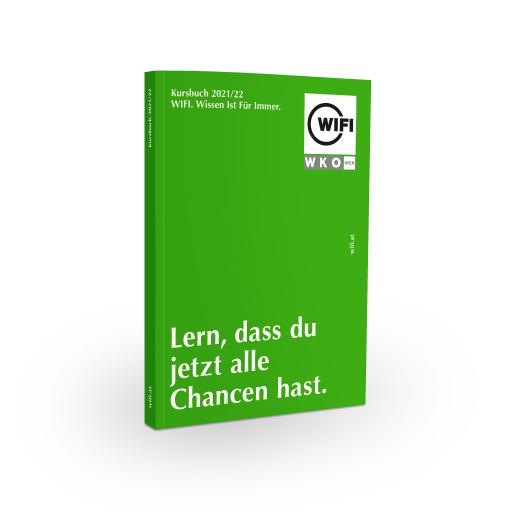 Neues WIFI Wien-Kursprogramm 2021/2022