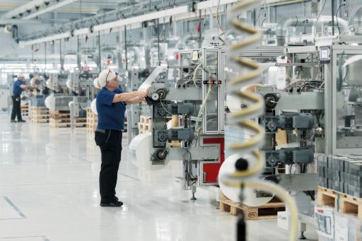 Die B&C-Gruppe übernimmt 80 Prozent am international tätigen Verpackungsunternehmen Schur Flexibles Holding GmbH