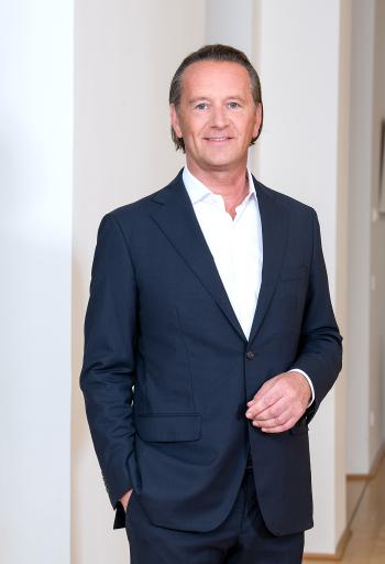 DI Herbert Ortner, Mitglied des Stiftungsvorstandes der B&C Privatstiftung