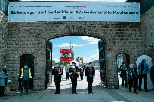 MKV - Gedenkfeier in Mauthausen